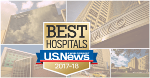 best hospitals in USA