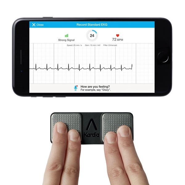 KardiaMobile EKG Monitor